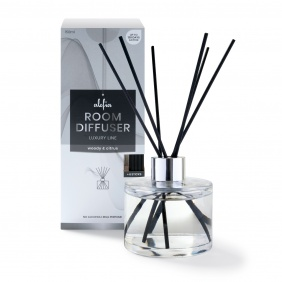 Alefia Luxury Line Room Diffuser Woody & Citrus 150ml