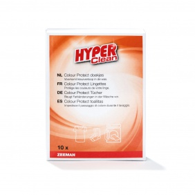 Hyper Clean Colour Protect doekjes 10x