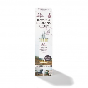 Alefia Room & Bedding Spray  200 ml Bastille (wit)