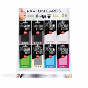 Lafita Parfum Card Display Luxe 96 pcs