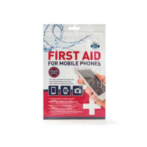 Limpro First Aid for Mobile Phones